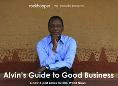 Alvin's Guide ToGood Business