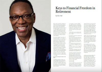 Keys to Financial Freedom in Retirement - Alvin Hall