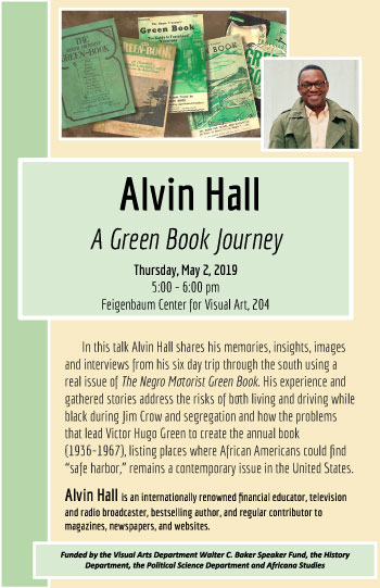 Alvin Hall live appearance