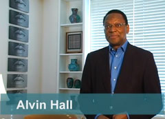 Alvin Hall talks about his book 'You and Your Money.'