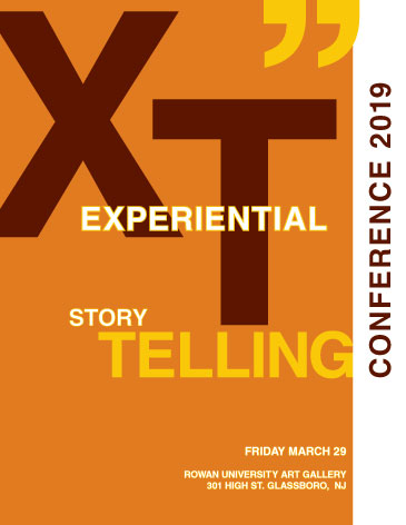 Alvin Hall speaks at Experiential Storytelling Conference 2019