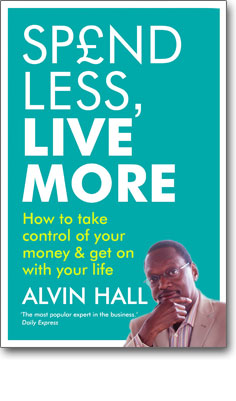 Spend Less, Live More by Alvin Hall