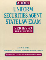 Uniform Securities Agent State Law Exam
