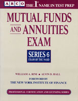 Mutual Funds and Annuities Exam