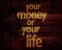 Your Money or Your Life - tv show with Alvin Hall